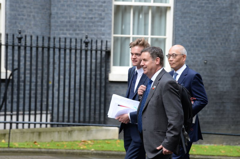 guy and ben 10 downing street lisw