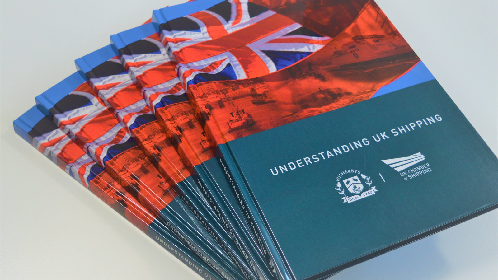 understanding UK shipping book