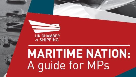 Maritime Nation: A guide for MPs