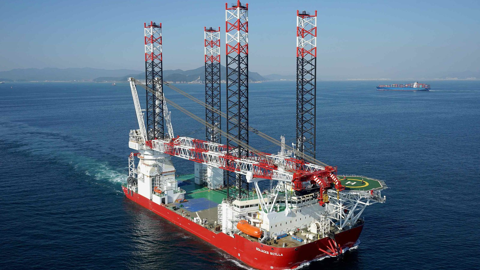 seajacks ship