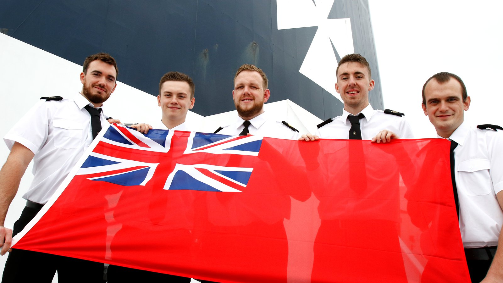 DFDS ratings apprentices