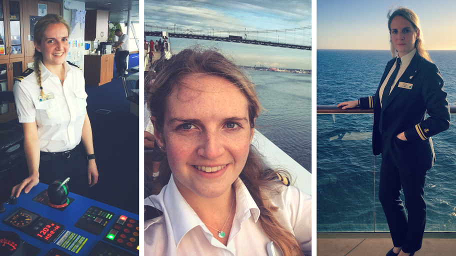 What's it like being a female deck officer? | Chamber of
