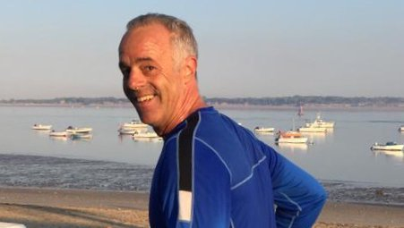 Our CEO Bob Sanguinetti on why he is running the London Marathon for Seafarers UK.