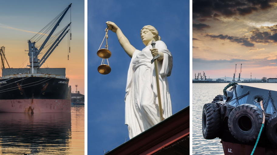 maritime shipping law